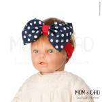Κορδέλα Μαλλιών Μπεμπέ Mom & Dad 57011170