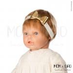 Κορδέλα Μαλλιών Μπεμπέ Mom & Dad 57011185