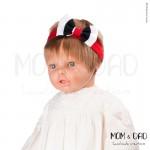 Κορδέλα Μαλλιών Μπεμπέ Mom & Dad 57011307