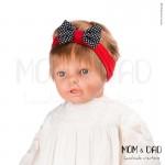 Κορδέλα Μαλλιών Μπεμπέ Mom & Dad 57011308