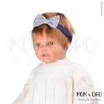 Κορδέλα Μαλλιών Μπεμπέ Mom & Dad 57011309