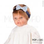 Κορδέλα Μαλλιών Μπεμπέ Mom & Dad 57011310