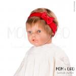 Κορδέλα Μαλλιών Μπεμπέ Mom & Dad 57011315