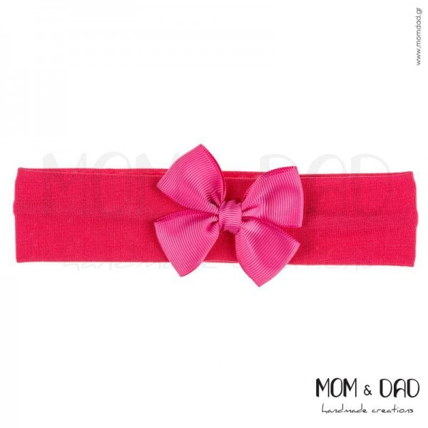 Κορδέλα Μαλλιών Μπεμπέ Mom & Dad 57011316